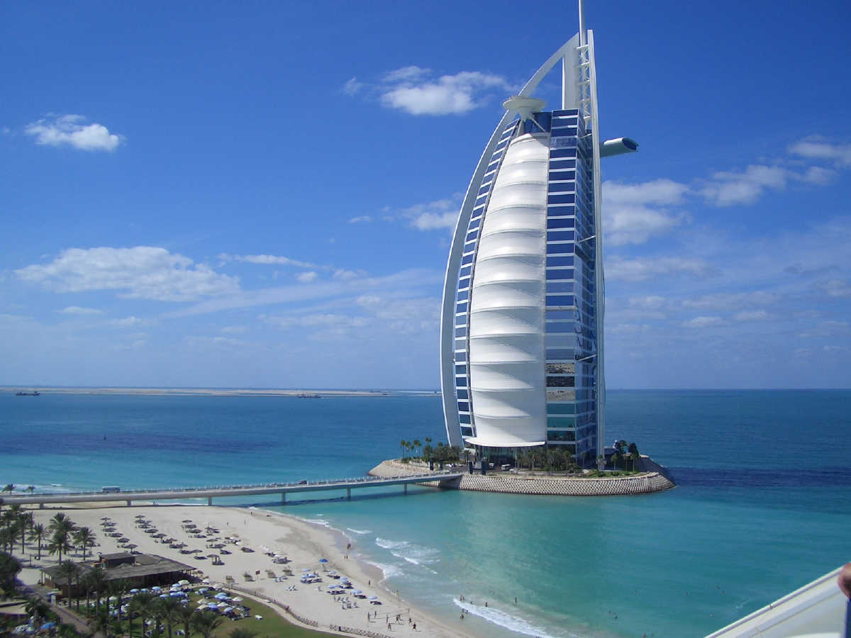 World s famous architects and their outstanding works Burj al arab architecture